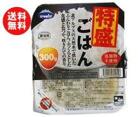 【送料無料】【2ケースセット】ウーケ 特盛ごはん 300g×24個入×(2ケース) ※北海道・沖縄・離島は別途送料が必要。