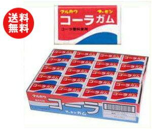 送料無料 丸川製菓 コーラガム 60個入×2箱入 ※北海道・沖縄・離島は別途送料が必要。
