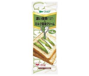 送料無料 【2ケースセット】アヲハタ ヴェルデ 濃い抹茶&ミルク風味クリーム (11g×4個)×12袋入×(2ケース) 北海道・沖縄・離島は別途送料が必要。