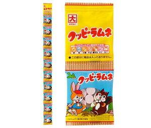 送料無料 カクダイ製菓 10連 クッピーラムネ (4g×10袋)×20本入 北海道・沖縄・離島は別途送料が必要。