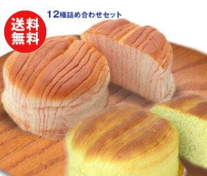 送料無料 【2ケースセット】D-PLUS(デイプラス) 天然酵母パン 12種詰め合わせセット×(2ケース) ※北海道・沖縄・離島は別途送料が必要。
