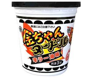 送料無料 徳島製粉 金ちゃんヌードル 辛ラー油味 81g×12個入 ※北海道・沖縄・離島は別途送料が必要。