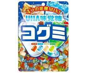 送料無料 【2ケースセット】UHA味覚糖 コグミ ドリンクアソート 85g×10袋入×(2ケース) 北海道・沖縄・離島は別途送料が必要。