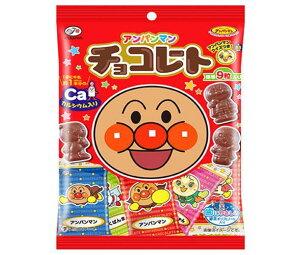 送料無料 【2ケースセット】不二家 アンパンマン チョコレート 34g×10袋入×(2ケース) 北海道・沖縄・離島は別途送料が必要。