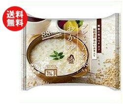 幸南食糧プレミアム玄米入りおかゆ250g×12個入
