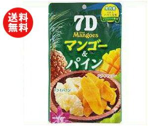 送料無料 モントワール 7Dドライマンゴー&パイン 70g×6袋入 ※北海道・沖縄・離島は別途送料が必要。