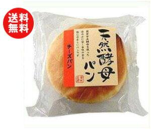 送料無料 天然酵母パン チーズパン 12個入 ※北海道・沖縄・離島は別途送料が必要。