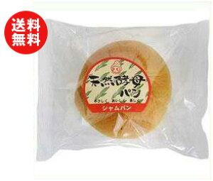 送料無料 天然酵母パン ジャムパン 12個入 ※北海道・沖縄・離島は別途送料が必要。