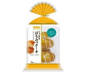 送料無料 丸中製菓 しっとりはちみつケーキ 5個×6袋入 ※北海道・沖縄・離島は別途送料が必要。