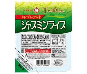 送料無料 【2ケースセット】ヤマモリ ジャスミンライス 170g×6個入×(2ケース) 北海道・沖縄・離島は別途送料が必要。