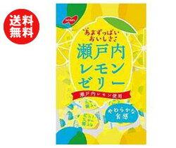 ノーベル製菓瀬戸内レモンゼリー180g×6袋入