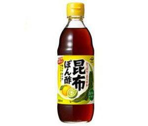 【送料無料】ヤマサ醤油 昆布ぽん酢 360ml瓶×12本入 ※北海道・沖縄・離島は別途送料が必要。