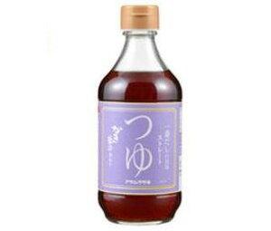 【送料無料】アサムラサキ かき醤油仕立てつゆ ストレート 400ml瓶×12本入 ※北海道・沖縄・離島は別途送料が必要。