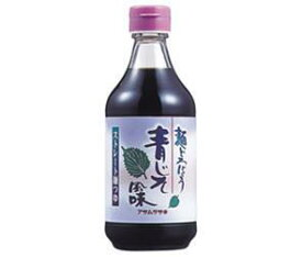送料無料 アサムラサキ 麺どろぼう 青じそ風味 400ml瓶×12本入 ※北海道・沖縄・離島は別途送料が必要。