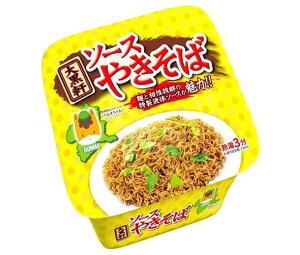 送料無料 大黒食品工業 大黒軒 ソースやきそば 106g×12個入 ※北海道・沖縄・離島は別途送料が必要。