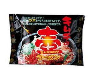 送料無料 徳山物産 キムチの壷ラーメン 120g×30袋入 ※北海道・沖縄・離島は別途送料が必要。