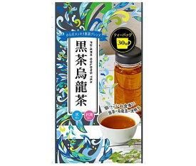 送料無料 Tokyo Tea Trading 黒茶烏龍茶 1.5g×30P×12袋入 北海道・沖縄・離島は別途送料が必要。