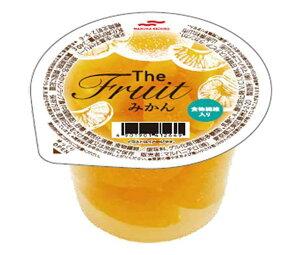 送料無料 マルハニチロ The Fruit(ザ フルーツ)みかん 240g×24(6×4)個入 北海道・沖縄・離島は別途送料が必要。