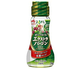 送料無料 【2ケースセット】J-オイルミルズ AJINOMOTO オリーブオイルエクストラバージン 70g瓶×15本入×(2ケース) 北海道・沖縄・離島は別途送料が必要。