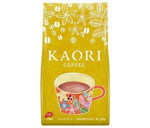 送料無料 【2ケースセット】小川珈琲 KAORI(カオリ) COFFEE(コーヒー)(粉) 300g×12袋入×(2ケース) 北海道・沖縄・離島は別途送料が必要。