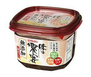 送料無料 マルサンアイ 味の饗宴 無添加赤だし 750g×6個入 ※北海道・沖縄・離島は別途送料が必要。