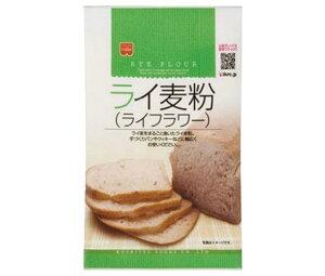 送料無料 【2ケースセット】共立食品 ライ麦粉(ライフラワー) 200g×6袋入×(2ケース) ※北海道・沖縄・離島は別途送料が必要。