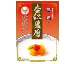送料無料 共立食品 陳建一 杏仁豆腐 80g×6箱入 北海道・沖縄・離島は別途送料が必要。