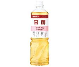 送料無料 ミツカン 甘酢 1LPET×8本入 北海道・沖縄・離島は別途送料が必要。