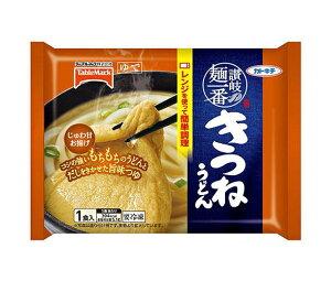 送料無料 【冷凍商品】テーブルマーク 讃岐麺一番 きつねうどん 1食×12袋入 北海道・沖縄・離島は別途送料が必要。
