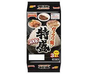 送料無料 【2ケースセット】テーブルマーク ガッツリ飯!特盛3食 (300g×3個)×8個入×(2ケース) 北海道・沖縄・離島は別途送料が必要。