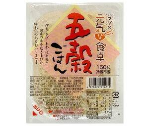 送料無料 セレス 濱田精麦 五穀ごはん 150g×24個入 北海道・沖縄・離島は別途送料が必要。