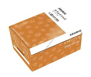 送料無料 【2ケースセット】UCC キューリグ専用カートリッジ K-Cupパック カフェインレス 12P×8箱入×(2ケース) 北海道・沖縄・離島は別途送料が必要。