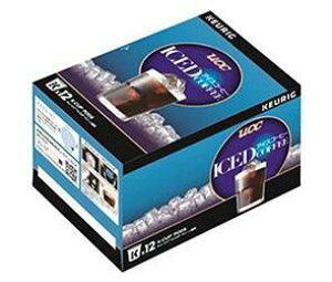 送料無料 【2ケースセット】UCC キューリグ専用カートリッジ K-Cupパック アイスコーヒー 12P×8箱入×(2ケース) 北海道・沖縄・離島は別途送料が必要。