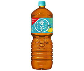 送料無料 【2ケースセット】コカコーラ やかんの麦茶 from 一(はじめ) 2Lペットボトル×6本入×(2ケース) 北海道・沖縄・離島は別途送料が必要。