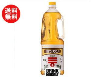 送料無料 ミツカン 米酢(華撰) 1.8Lペットボトル×6本入 ※北海道・沖縄・離島は別途送料が必要。