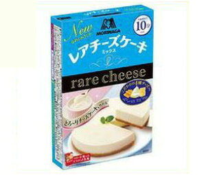 送料無料 森永製菓 レアチーズケーキミックス 110g×30(5×6)箱入 北海道・沖縄・離島は別途送料が必要。