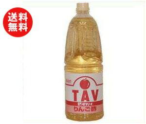 送料無料 タマノイ タマノイりんご酢 1.8Lペットボトル×6本入 ※北海道・沖縄・離島は別途送料が必要。