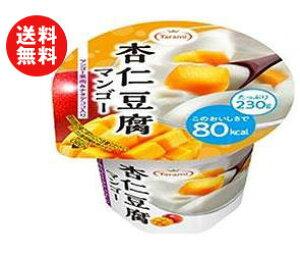 送料無料 たらみ Tarami 杏仁豆腐 マンゴー 80kcal 230g×24(6×4)個入 ※北海道・沖縄・離島は別途送料が必要。