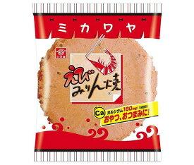 送料無料 三河屋製菓 えびみりん焼 7枚×12袋入 北海道・沖縄・離島は別途送料が必要。