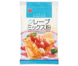 送料無料 【2ケースセット】共立食品 クレープミックス粉 200g×6袋入×(2ケース) ※北海道・沖縄・離島は別途送料が必要。