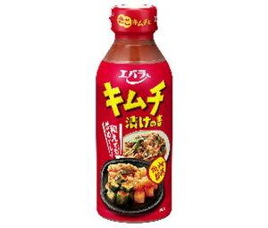 送料無料 エバラ食品 キムチ漬けの素 300ml×12本入 北海道・沖縄・離島は別途送料が必要。