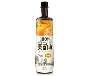 送料無料 CJジャパン 美酢(ミチョ) みかん 900mlペットボトル×12本入 北海道・沖縄・離島は別途送料が必要。