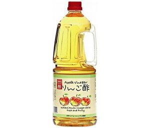 送料無料 【2ケースセット】内堀醸造 りんご酢 1800mlペットボトル×6本入×(2ケース) 北海道・沖縄・離島は別途送料が必要。