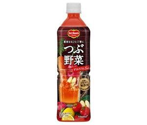 送料無料 【2ケースセット】デルモンテ つぶ野菜 すりおろしりんごmix 900gペットボトル×12本入×(2ケース) 北海道・沖縄・離島は別途送料が必要。