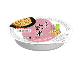 送料無料 【2ケースセット】幸南食糧 金のいぶき玄米ごはん 160g×18個入×(2ケース) 北海道・沖縄・離島は別途送料が必要。