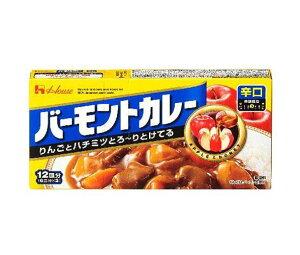 送料無料 【2ケースセット】ハウス食品 バーモントカレー 辛口 230g×10個入×(2ケース) 北海道・沖縄・離島は別途送料が必要。