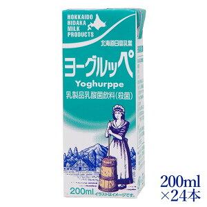 北海道日高ヨーグルッペ200ml×24本