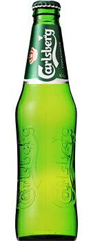 【サントリー酒類株式会社】Carlsberg(カールスバーグ)クラブボトル 330ml瓶 1ケース24本 02P03Dec16
