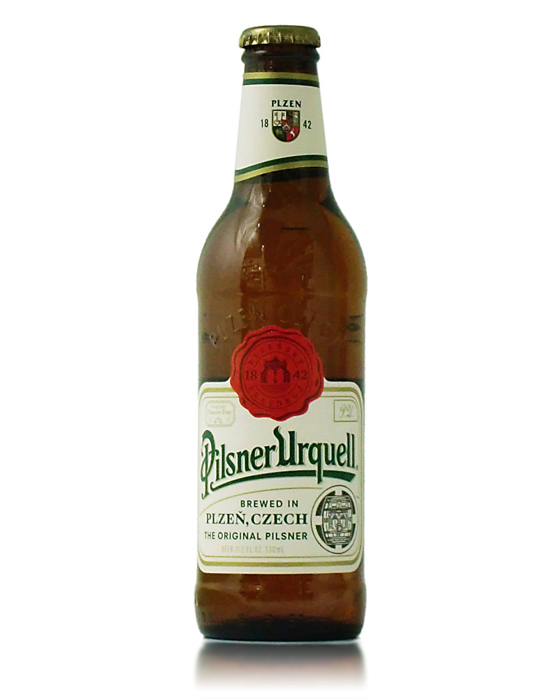 【日本ビール株式会社】Pilsner Urquell(ピルスナーウルケル) チェコビール 330ml瓶 1ケース(24本入) 02P03Dec16