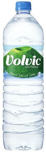 """キリン ボルヴィック(Volvic)""""Volvic"""" 1.5L(1500ml)PET 1ケース12本 02P03Dec16"""